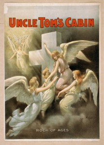 Uncle Tom's Cabin: Little Eva Ascends to Heaven