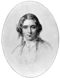 Harriet Beecher Stowe as a Young Woman